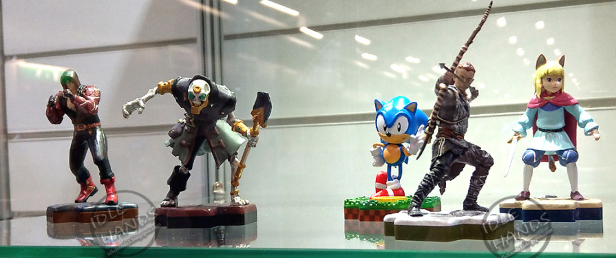 Sonic The Hedgehog Totaku Figure Revealed
