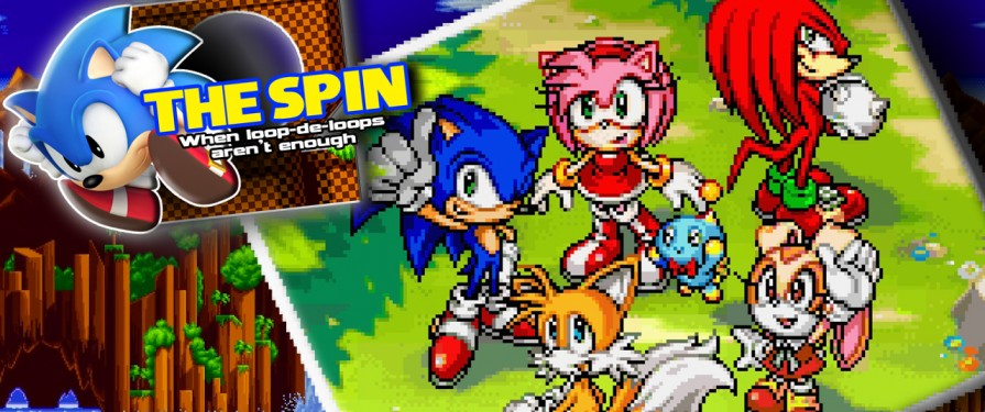 The Spin: How SEGA is Ignoring the Middle Children of Sonic's Legacy