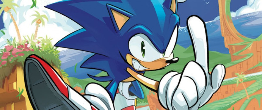 Comic Preview: IDW Sonic the Hedgehog #1