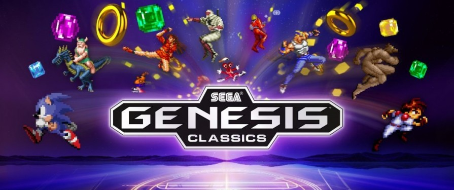 Update: Sega Mega Drive Classics Coming to PS4, Xbox One & PC May 29th