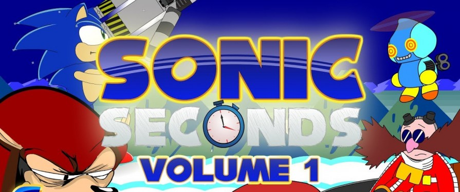 "Sonic Paradox Debuts ""Sonic Seconds,"" a New Series of Shorts"