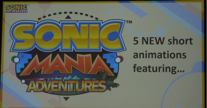 UPDATED: Sonic Mania Adventures Animated Short Series announced