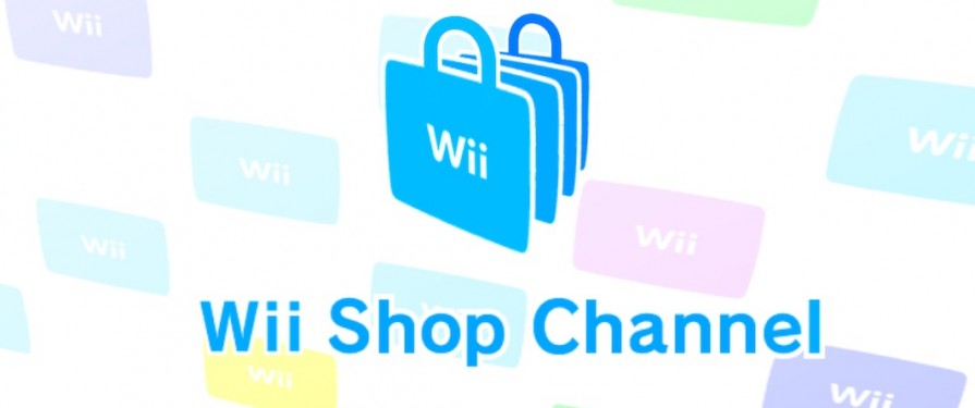 Nintendo Removes Wii Points Purchasing for Wii Shop Channel on March 26