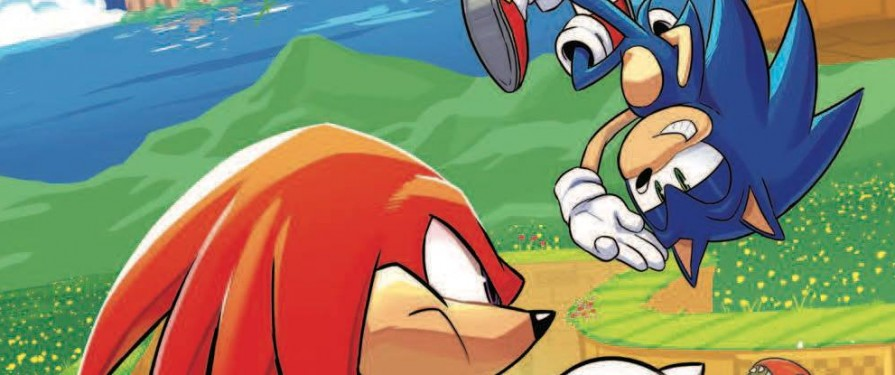 Comic Preview: IDW Sonic the Hedgehog #3