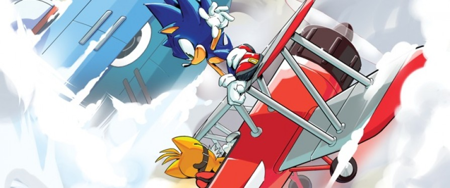 Comic Preview: Solicitation for IDW Sonic the Hedgehog #7 Revealed