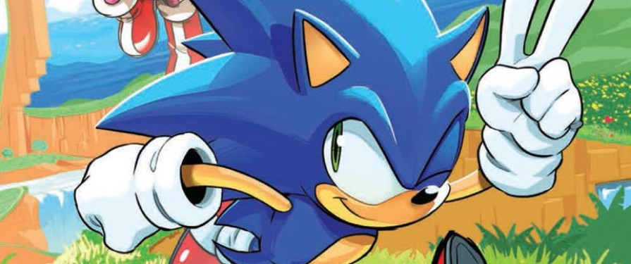 Comic Preview: IDW Sonic the Hedgehog #2