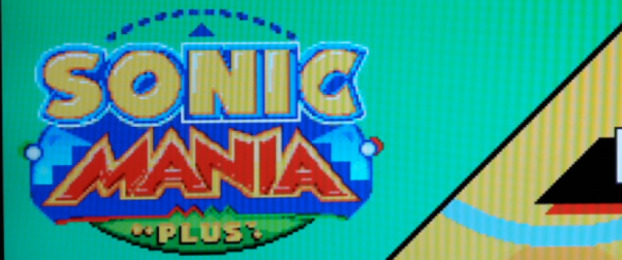 Sonic Mania Plus Leaked On PS4!