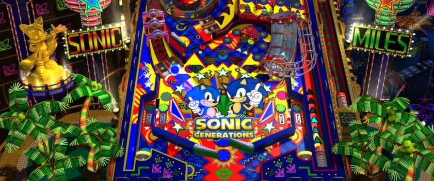 Sonic Generations' Casino Night DLC Returns to Xbox For Free