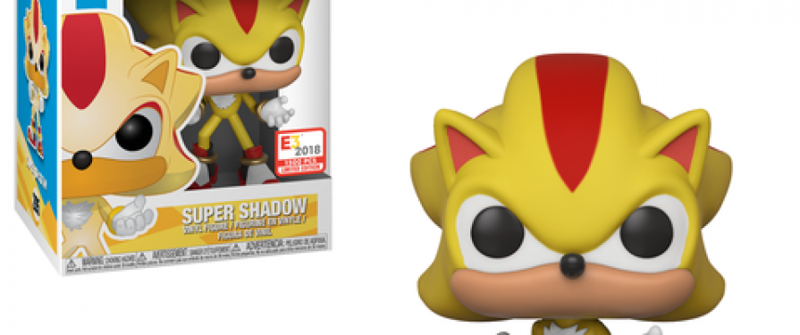 Funko Pop Super Shadow Available Exclusively At E3 2018