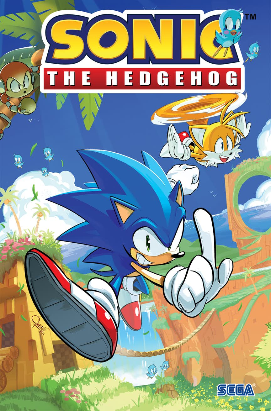 005c011a8810 If you need to catch up with Sonic s first adventures in the new  continuity