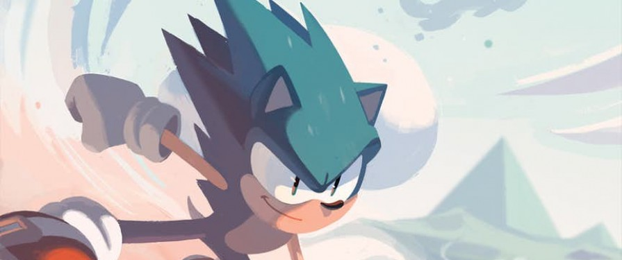 Comic Previews: Solicitations for IDW Sonic the Hedgehog #8 and the Fallout Boxset Released