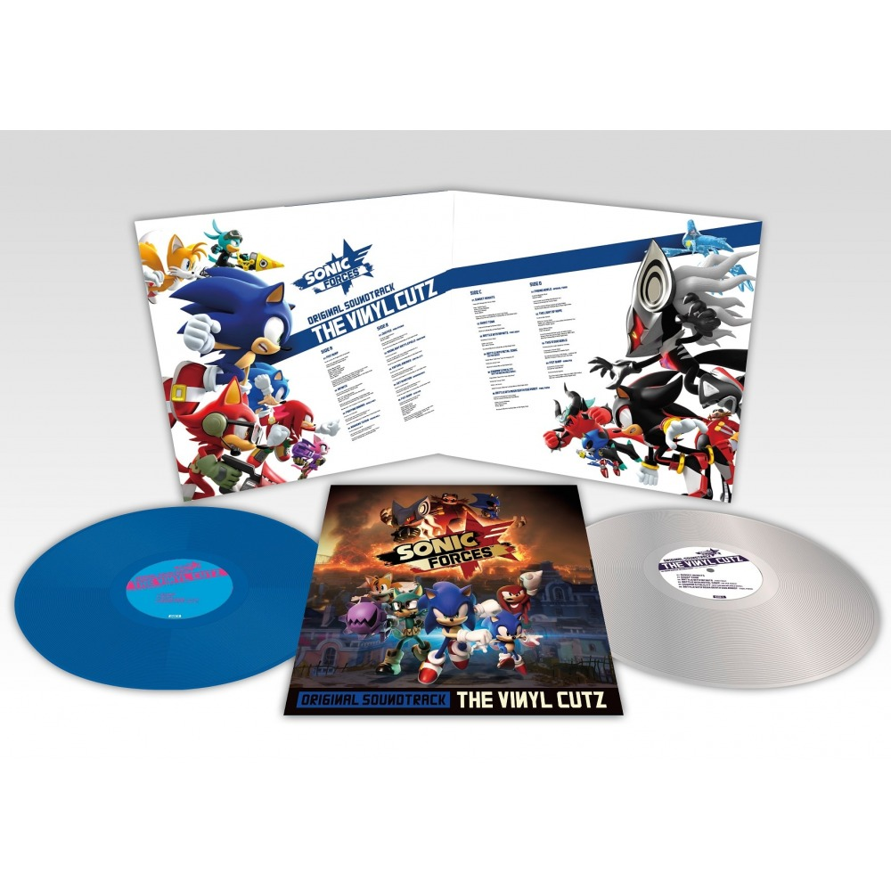 Merchandise – The Sonic Stadium