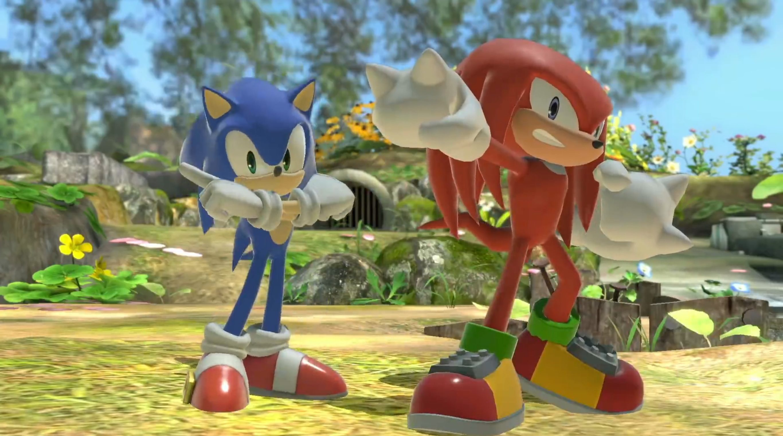 The Spin: The Case for Shadow the Hedgehog in Smash Bros