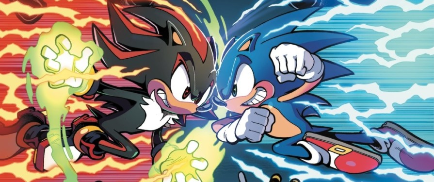 Comic Preview: IDW Sonic the Hedgehog #6