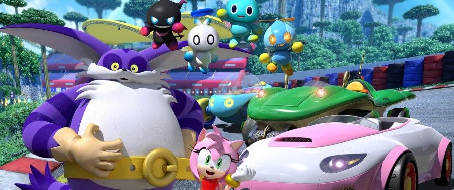 Team Sonic Racing: Amy, Chao and Big the Cat Revealed As Playable Characters