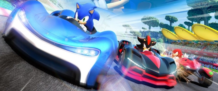 New Team Sonic Racing Track and Teams Playable at Gamescom 2018