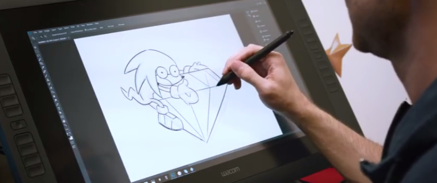 Behind the Scenes of Sonic Mania Adventures With Tyson Hesse