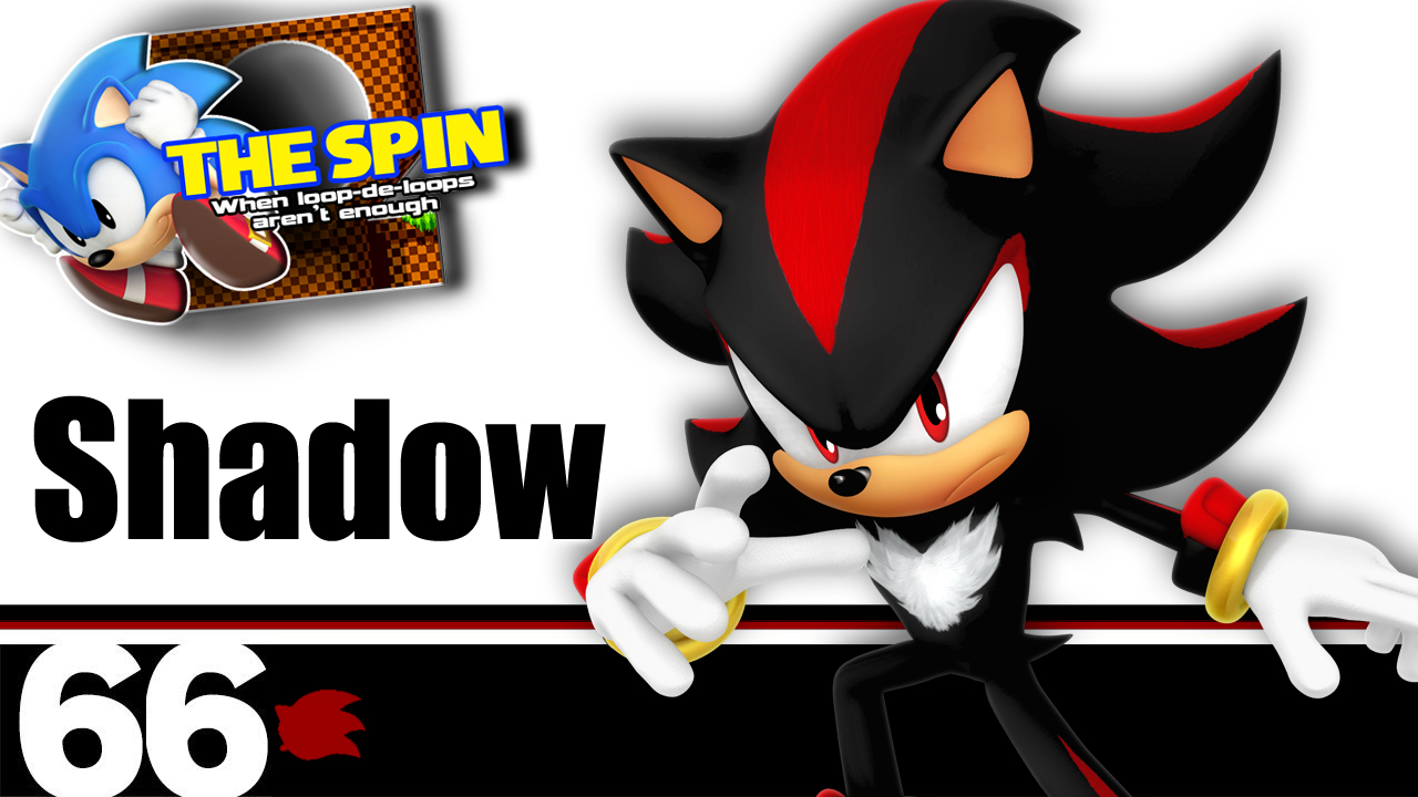 The Spin: The Case for Shadow the Hedgehog in Smash Bros  Ultimate