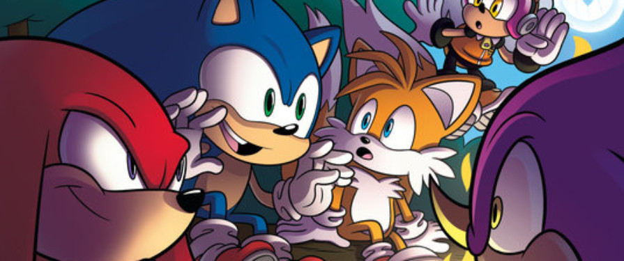 New Sonic the Hedgehog Children's Books Released