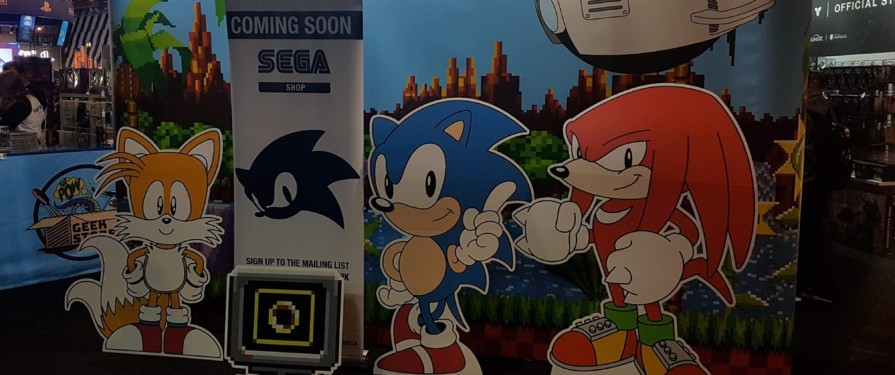 The UK & EU Sega Shop is Open!