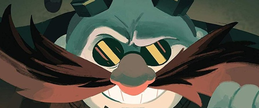 Comic Previews: Solicitation for IDW Sonic the Hedgehog #12 Released