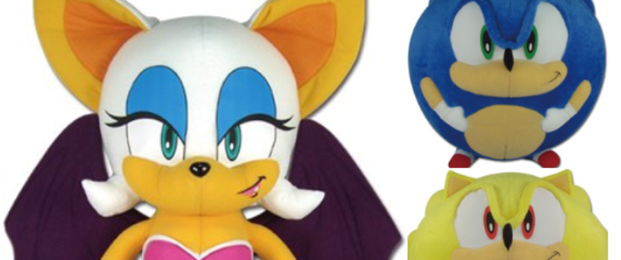 GE Entertainment Are Making a 21″ Rouge The Bat Plush!