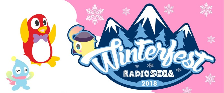 RadioSEGA Kicks Off WinterFest 2018 Tonight, Lasting All Weekend Long