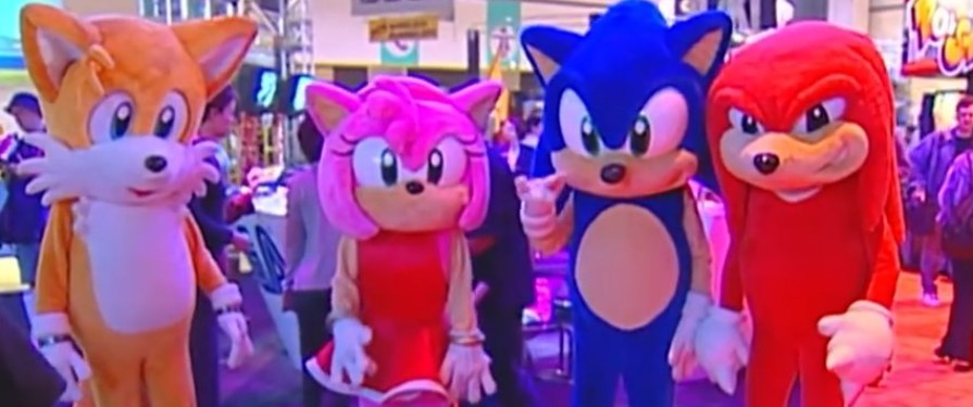 A Little Look At 27 Years of Sonic Costumes