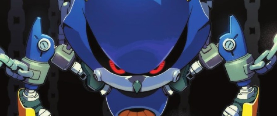 Comic Preview: IDW Sonic the Hedgehog #12