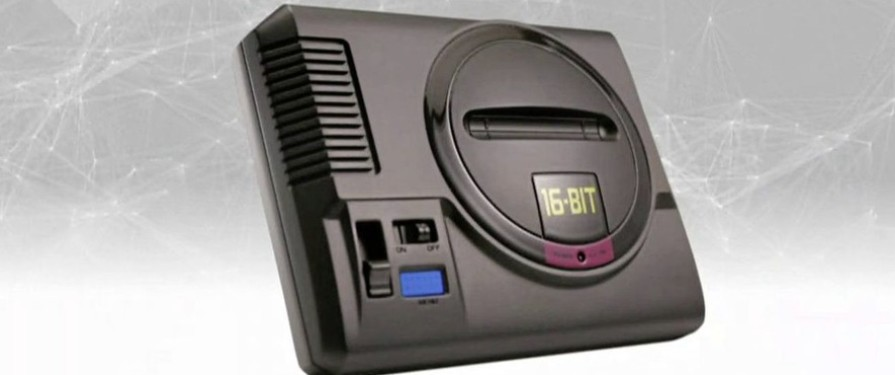 SEGA's Mega Drive Mini Will Include Either Sonic 1 or Sonic 2 – You Decide!