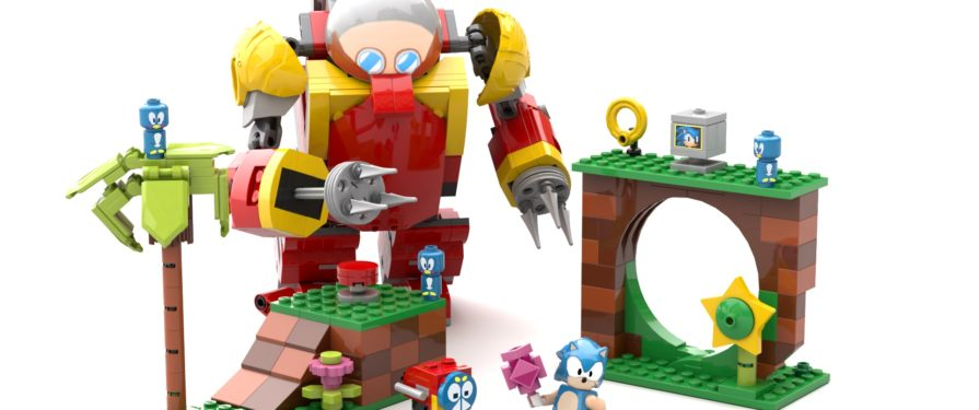 This Sonic LEGO Set Is Incredible And You Can Help Make It Real