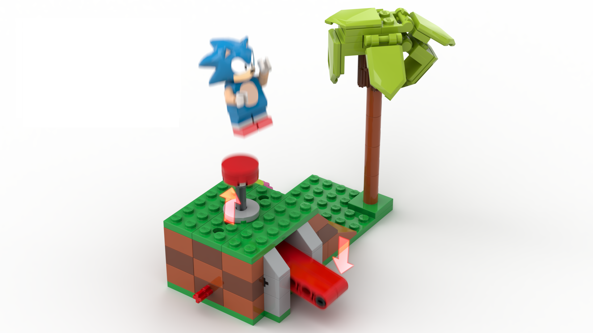Community Interviews: LEGO Ideas Sonic Set Designer