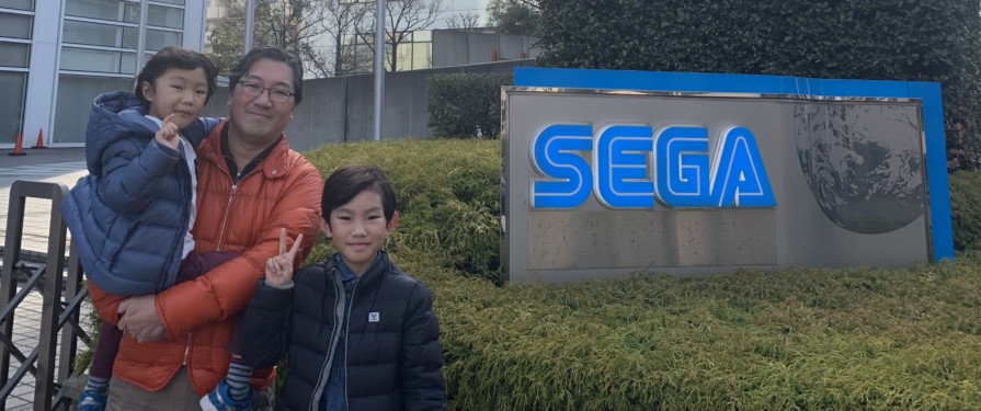 Yuji Naka Says Goodbye to SEGA's Old Headquarters