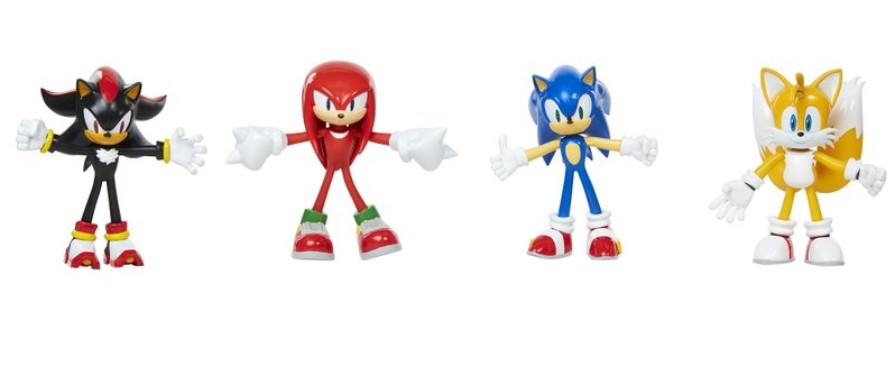 JAKKS Pacific Become Global Toy Partner For Sonic Brand