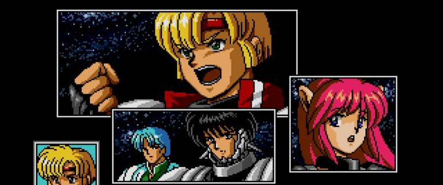 Phantasy Star Collection Among New List of SEGA Titles Heading to Game Boy Advance
