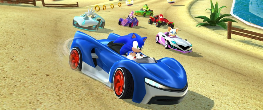 Sonic Racing & Chu Chu Rocket! Universe Launch Today as Part of Apple Arcade