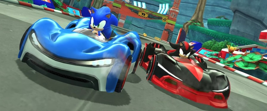 SEGA Hardlight-Developed 'Sonic Racing' Announced for Apple Arcade