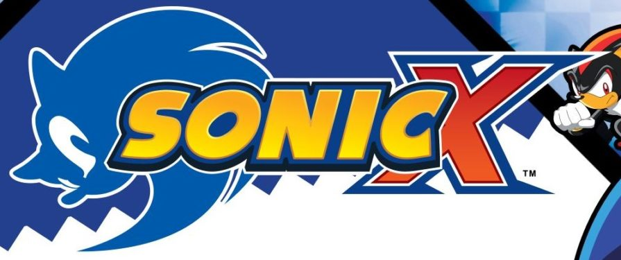 Sonic X is Coming to Blu-Ray (in SD)
