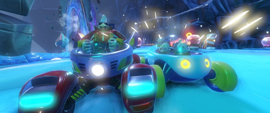 Check Out These Colourful New Team Sonic Racing Screenshots