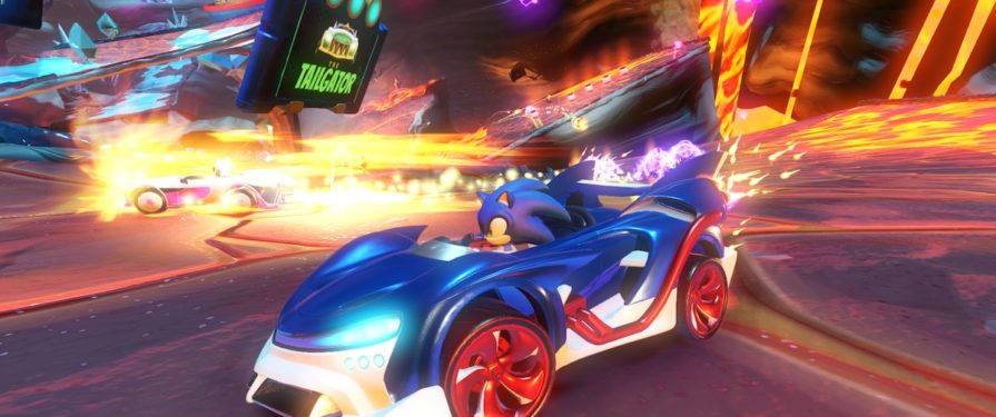 TSS Preview: Team Sonic Racing