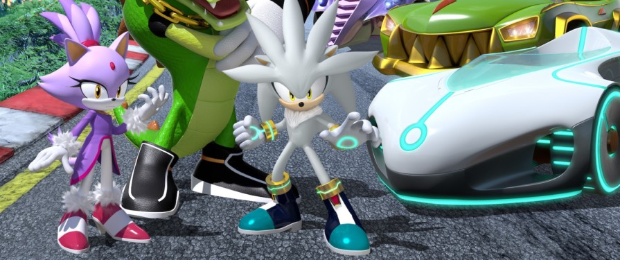 Team Sonic Racing Debuts New Voice Actors for Several Sonic Characters