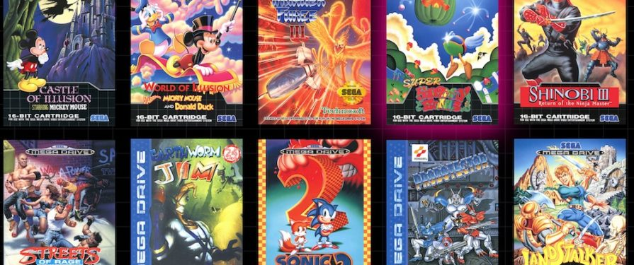 Sonic the Hedgehog 2 Will Be Included in Western Sega Mega Drive Mini