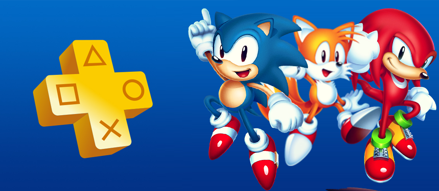 Sonic Mania is Speeding Its Way to PlayStation Plus in June