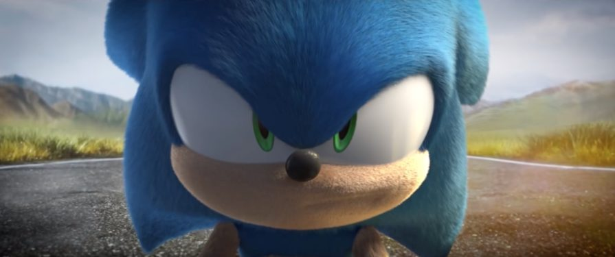 Paramount's Movie Trailer Remade With Animated Cartoon Sonic