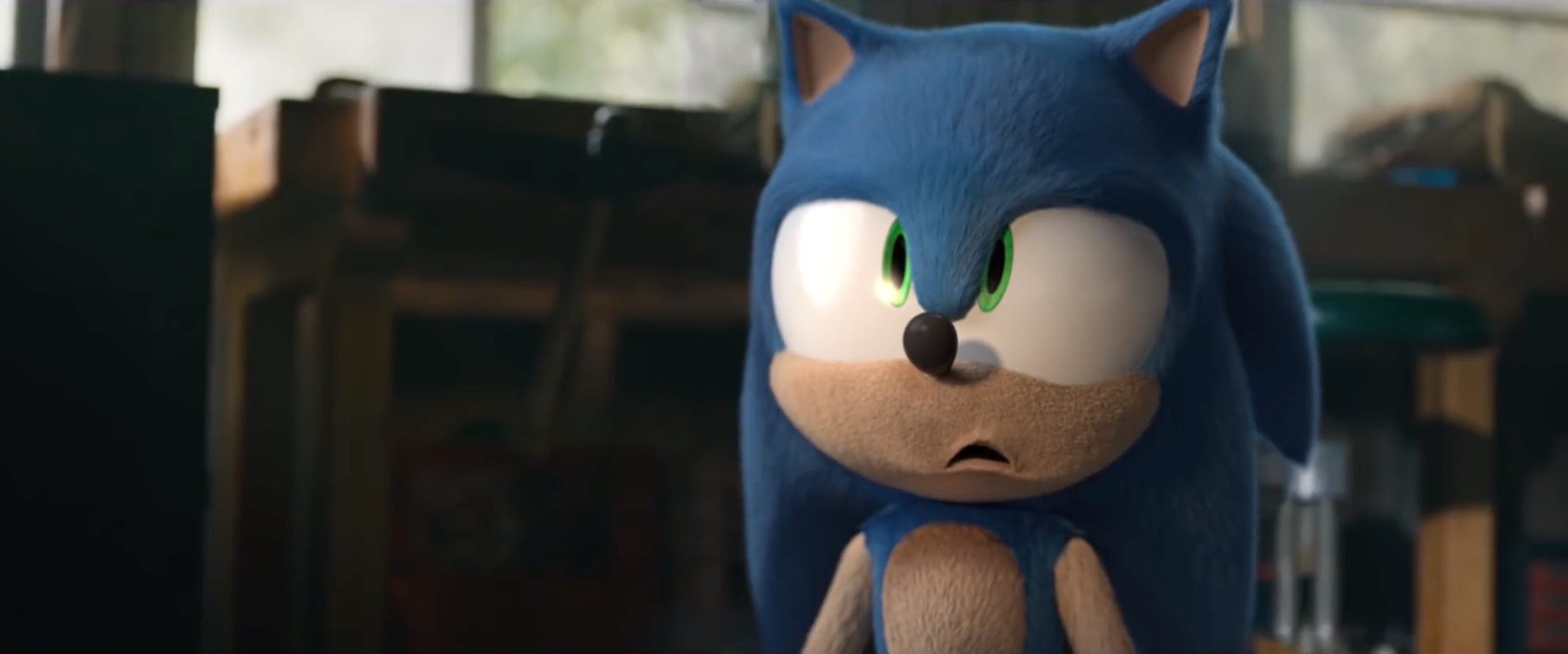Paramount's Movie Trailer Remade With Animated Cartoon Sonic – The