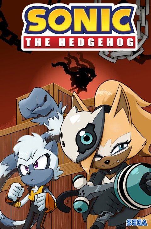 Idw Releases August Solicits For Sonic Comics The Sonic Stadium