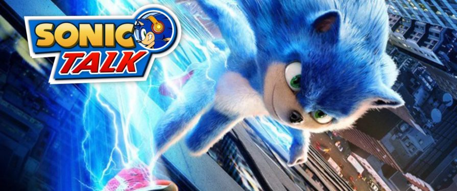 Sonic Talk Emergency Podcast: Movie Trailer Panic