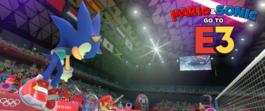 Mario & Sonic's Tokyo Olympics Will Be Playable At E3 2019