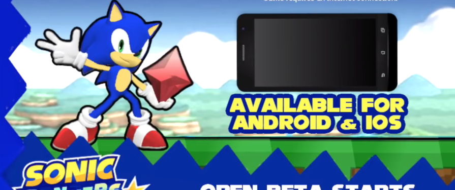 Sonic Runners Fan-Led Revival Project Goes into Open Beta in July