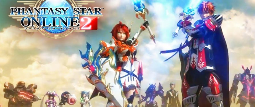 Phantasy Star Online 2 finally coming to North America for Xbox and PC